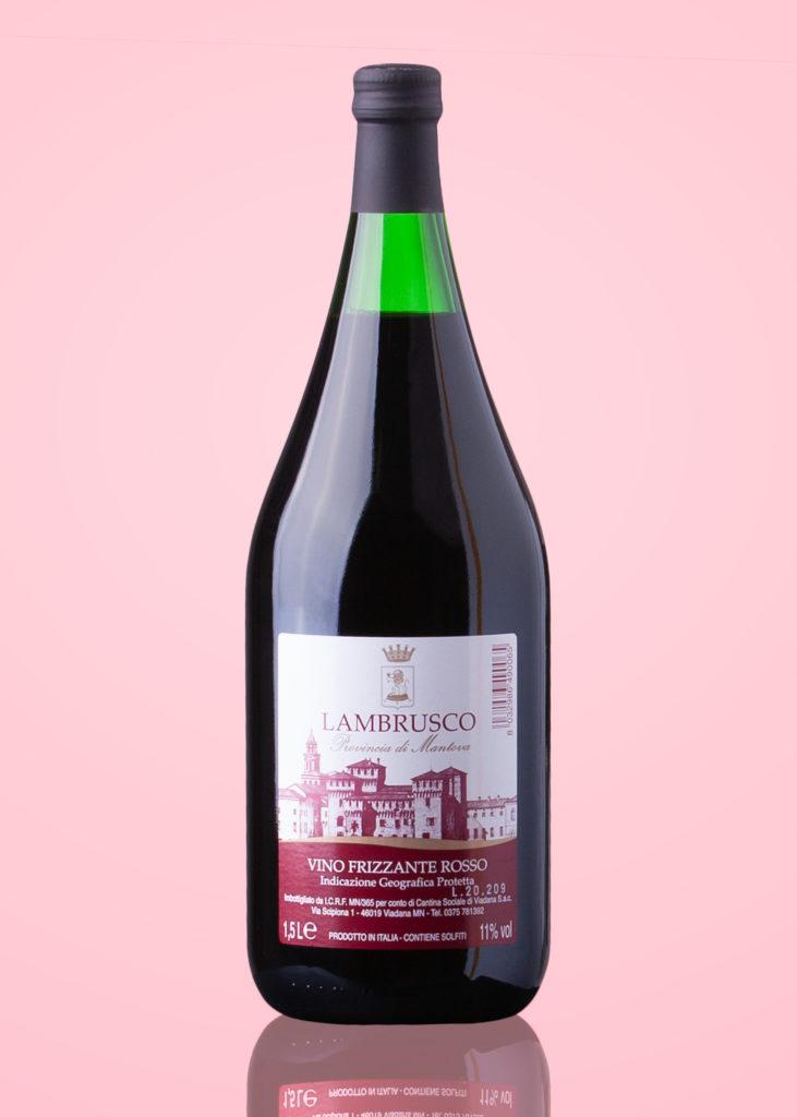 Bottiglione Provincia di Mantova Secco