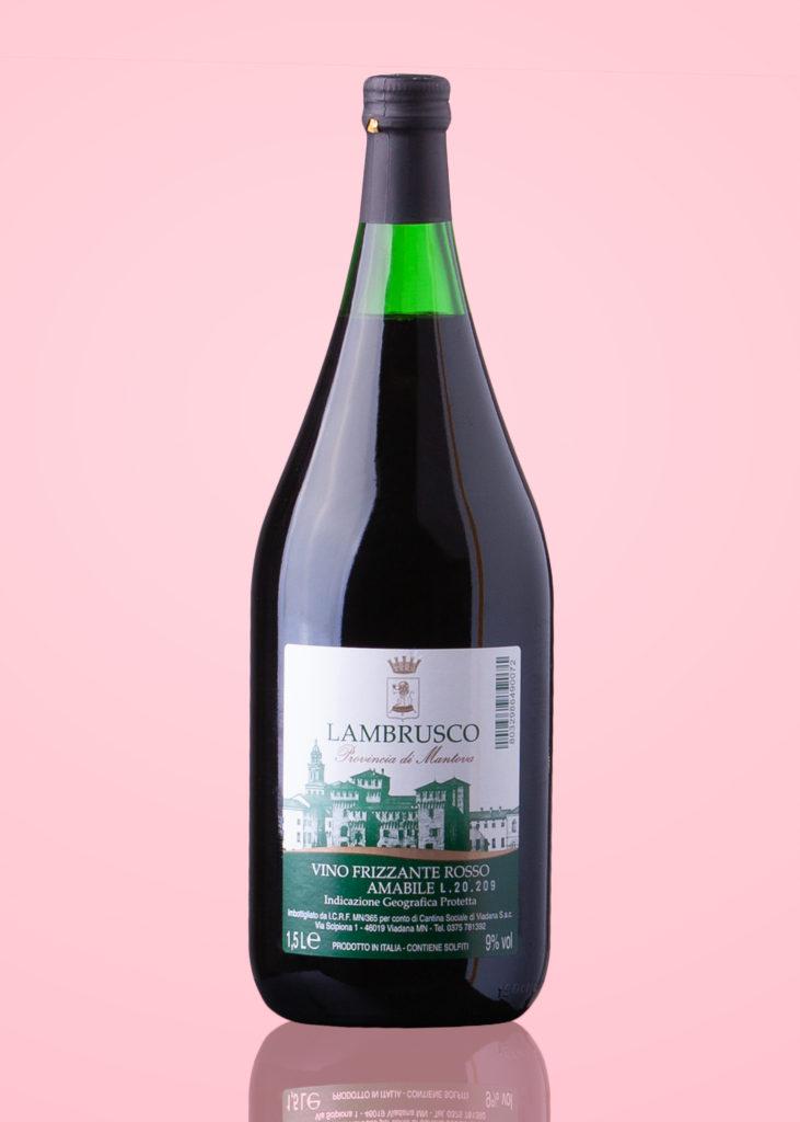 Bottiglione Provincia di Mantova Amabile